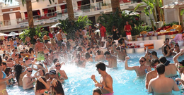 Encore Beach Club Opening Day