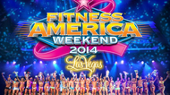 Fitness America Weekend