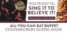 Kirk Franklin Presents Gospel Brunch at House of Blues