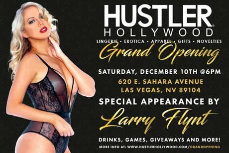 Hustler honeys top