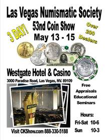 las vegas numismatic society coin show saturday sept 24
