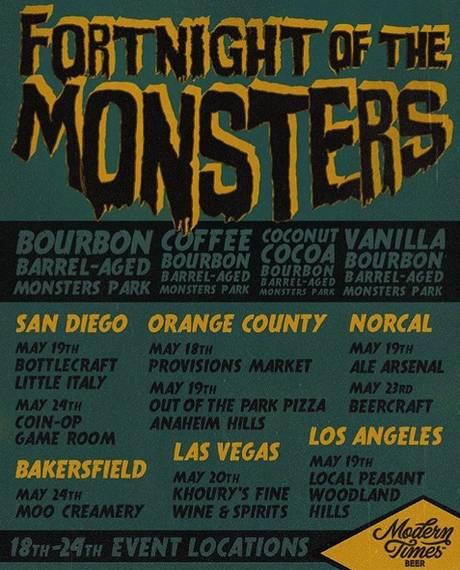May Calendar Las Vegas : Events calendar fortnight of the monsters las vegas weekly