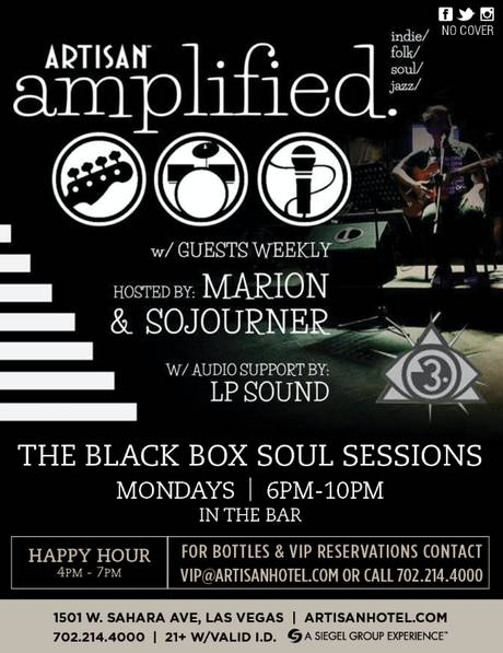 The Black Box Soul Sessions