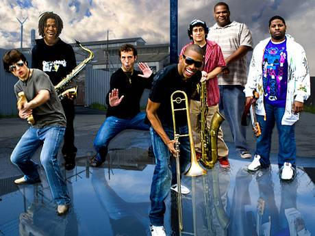 Trombone Shorty & Orleans Avenue and St. Paul And The Broken Bones