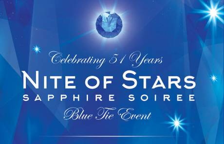 Night of the Stars Sapphire Soiree