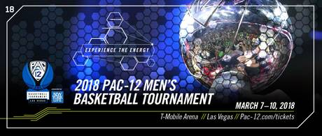 PAC-12 Men's Basketball Tournament