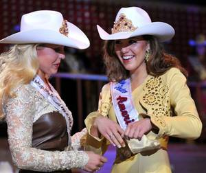 2010 Miss Rodeo America @The Orleans