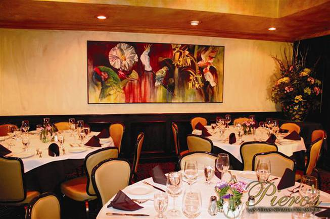 The Red Zone Las Vegas History Simmers At Clic Italian Restaurants