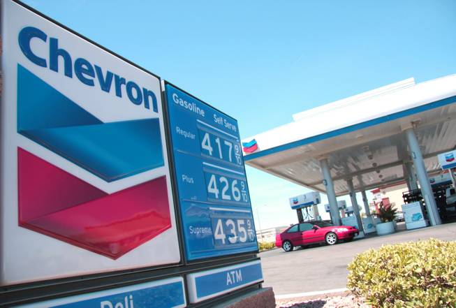 Las Vegas Gas Prices >> Oil S Not Well Las Vegas Sun Newspaper
