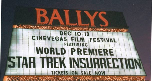 CineVegas 1998 at Bally's