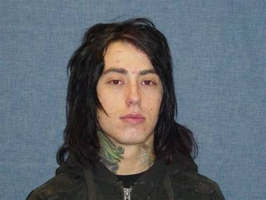 Escape the Fate's Ronald Joseph Radke's has been sentenced to 18-48 months in prison after a two-month run from authorities.