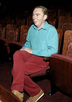 Andrew Lloyd Webber originally wanted to bring his <em>Phantom</em> to Vegas years ago, before Broadway.