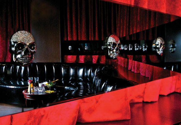 Christian Audigier the Nightclub.