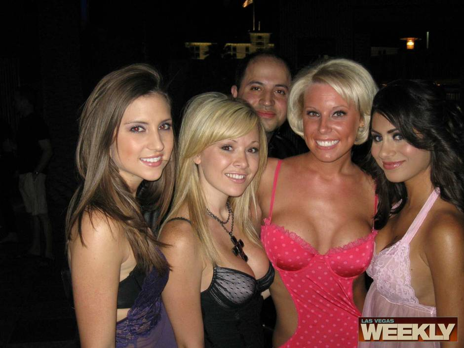 Naughty Nighty Party The Palms Las Vegas Weekly