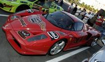 Gumball 3000 heads to homestretch in Death Valley and ends in Las Vegas