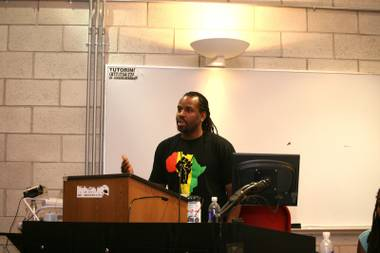 Byron Hunt discusses his film Hip-Hop: Beyond Beast and Rhymes.