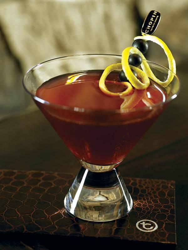 Martini drink casino royale