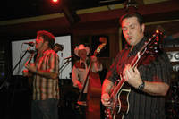 Local act the Yeller Bellies play on Saturday, September 13 at The Bunkhouse.
