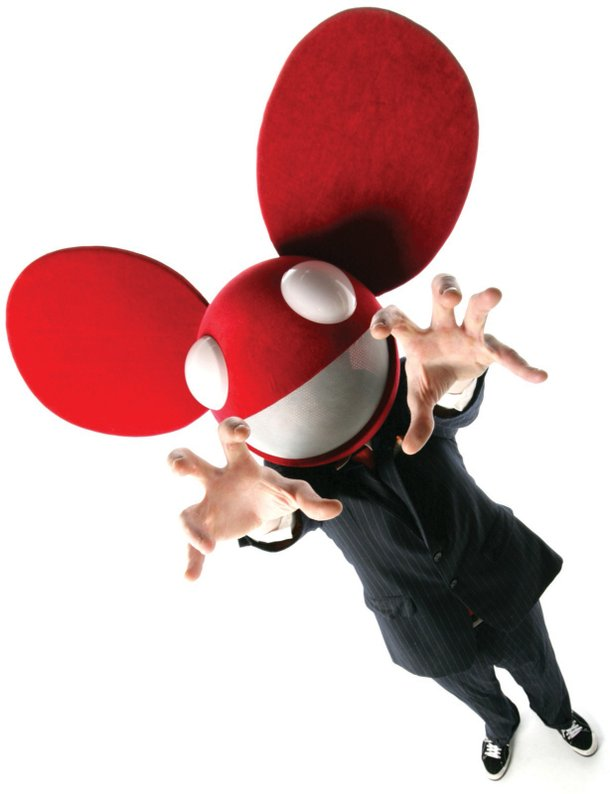 Deadmau5 comes to the Orleans Arena November 1 as part of the electronic music party