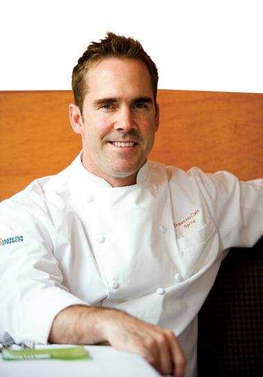 A James Beard nod in Sage's first six months is one sign Shawn McClain is good for Vegas.