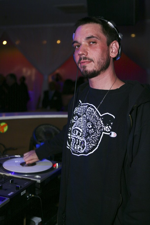 DJ AM,  during his triumphant return to Pure.