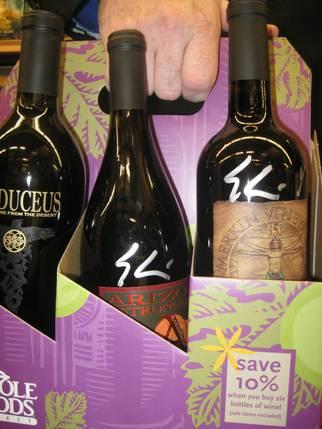 Tool singer's wine is music to their ears - Las Vegas Weekly