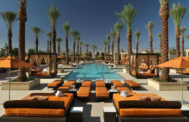 Locals Can Keep Cool At These Hotel Pools Las Vegas Sun Newspaper