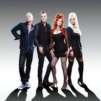 The B-52s.