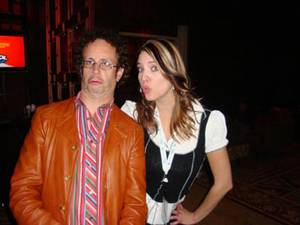 Kevin McDonald and Deanna Rilling.