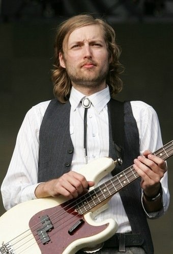 Mark Stoermer of The Killers.