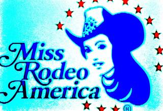 Miss Rodeo America.