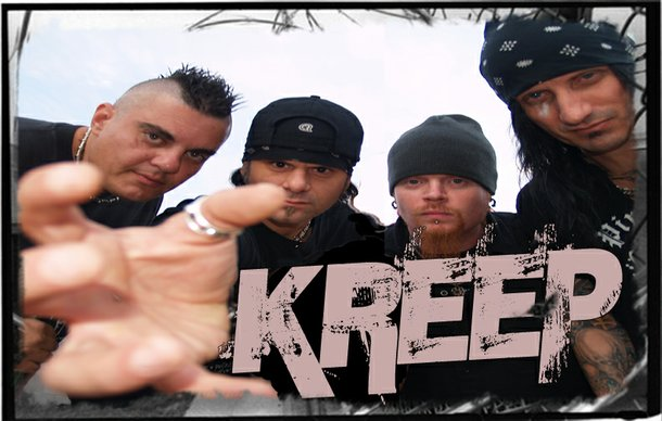 Metalheads, your vote's for Kreep.