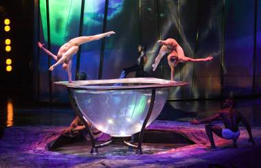 Zumanity offers a sweet bargain for the 18+ crowd.