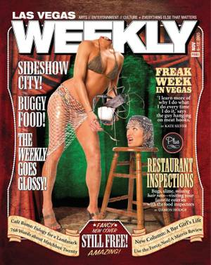 The <em>Weekly</em> is glossy. Hurray!