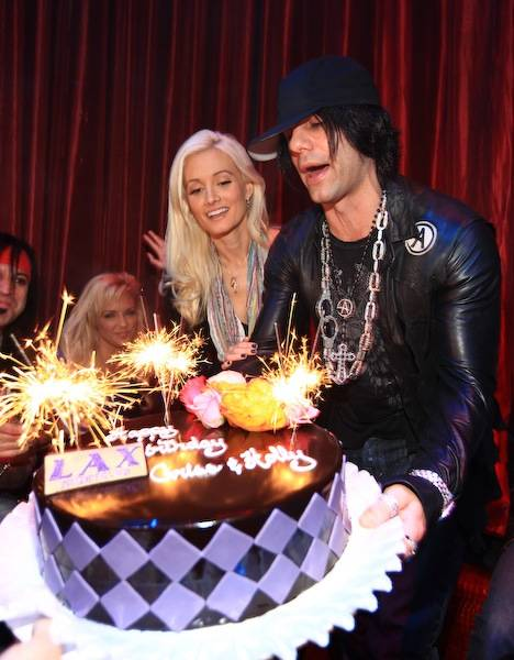 Morning Call Photo Gallery Criss And Holly Celebrate Their Birthdays