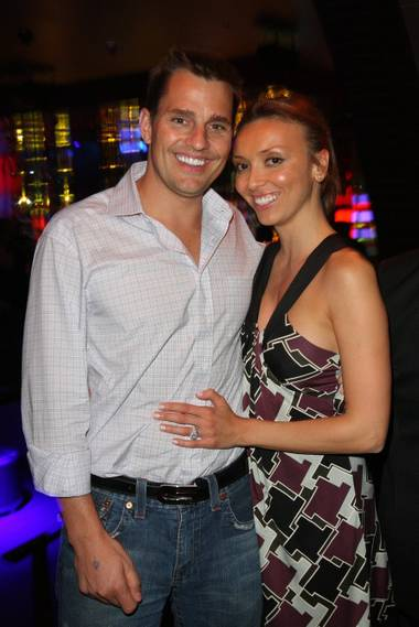 Bill and Giuilana Rancic.