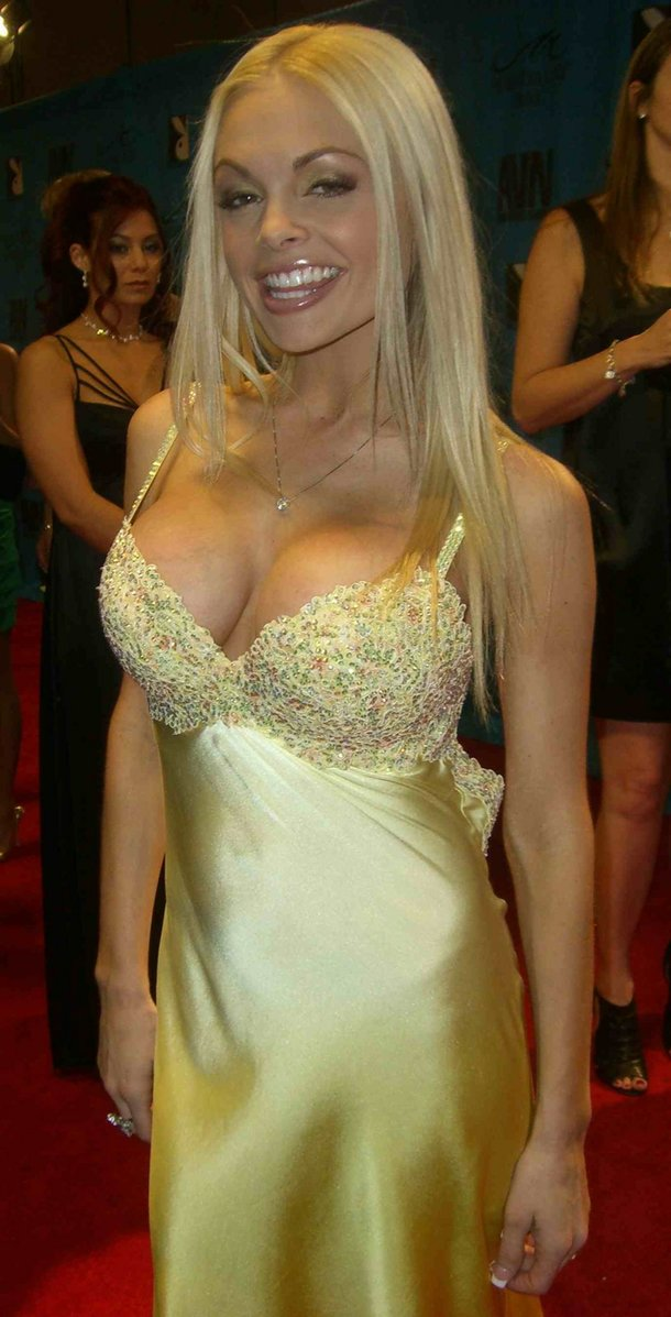 Porn superstar Jesse Jane.
