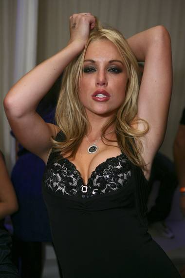 Kayden Kross at Pure.