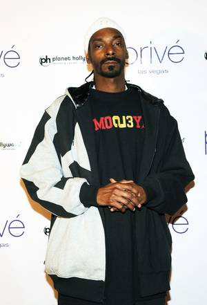 Snoop Dogg Hosts Prive's 1st Anniversary