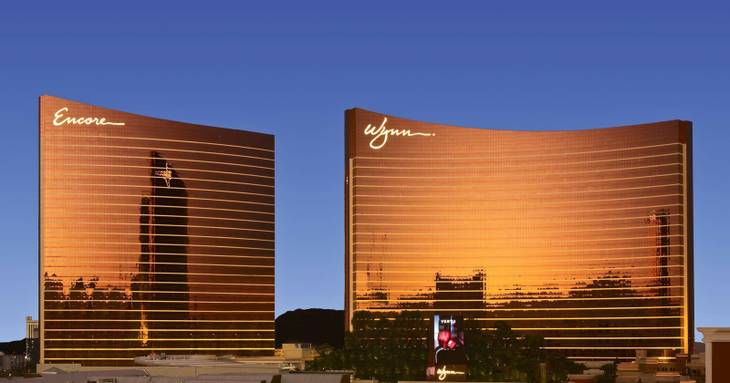 The Wynn and the Encore.