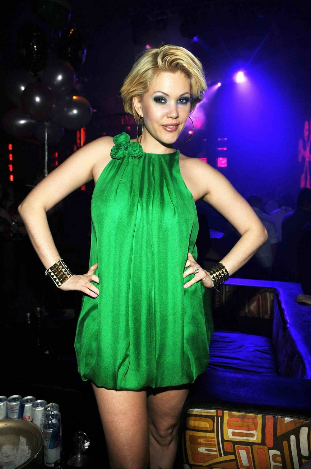 Photo Gallery Shanna Moakler Has A Girls Night Out At Prive Las