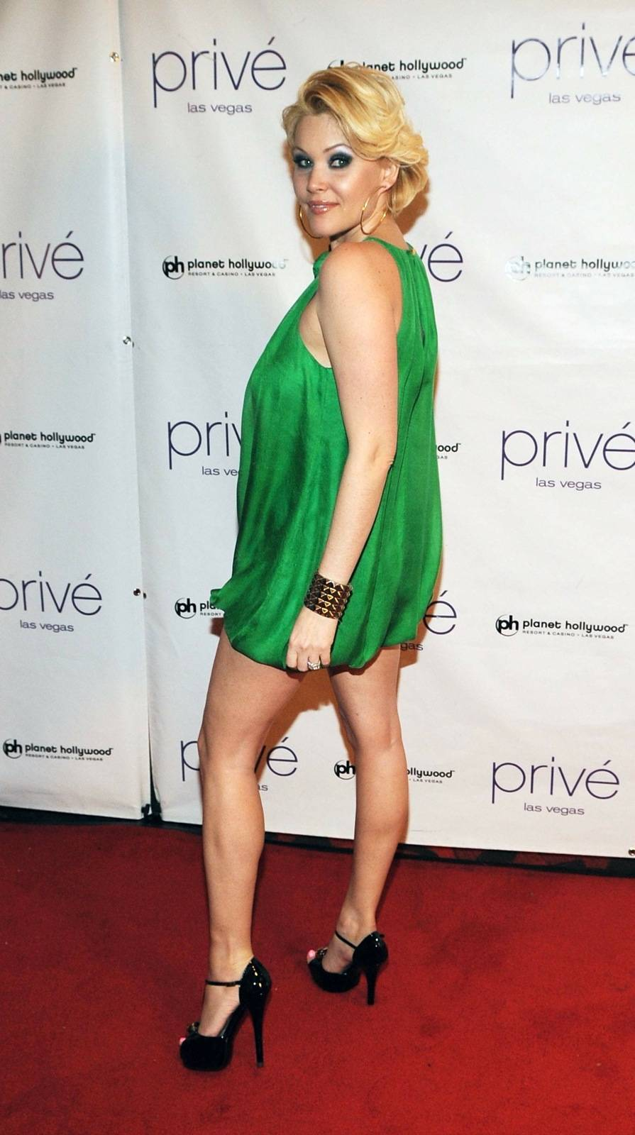 Shanna Moakler Prive Las Vegas Weekly