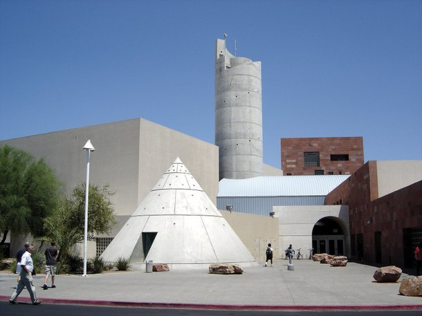 Las Vegas Library and Lied Discovery Museum