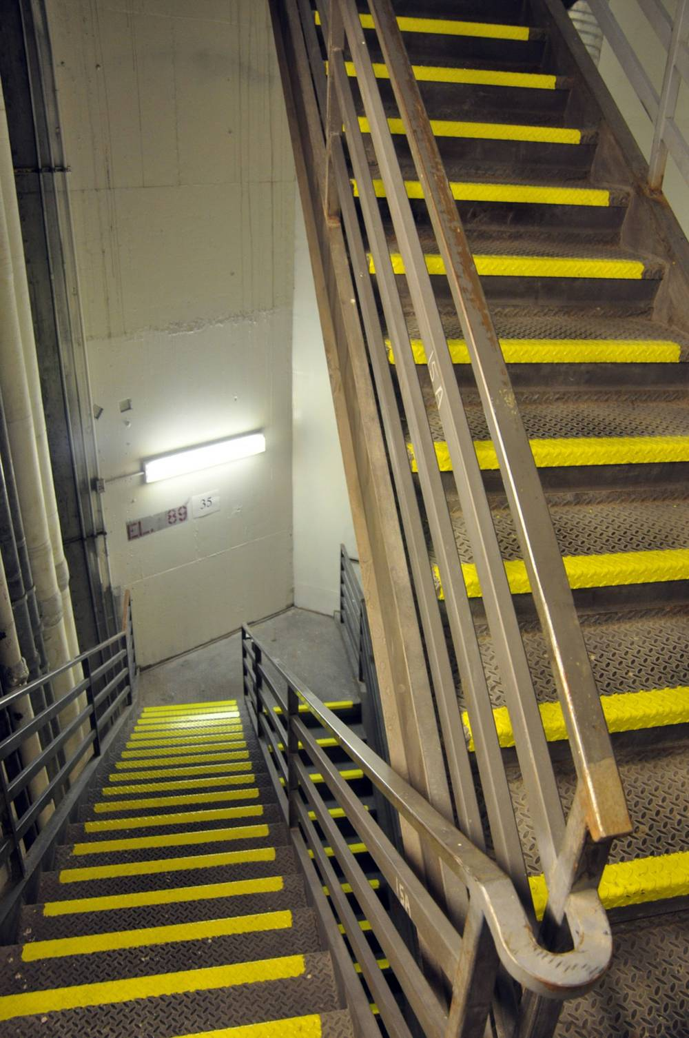 1,455 Stairs In The Name Of Charity: Inside Scale The Strat