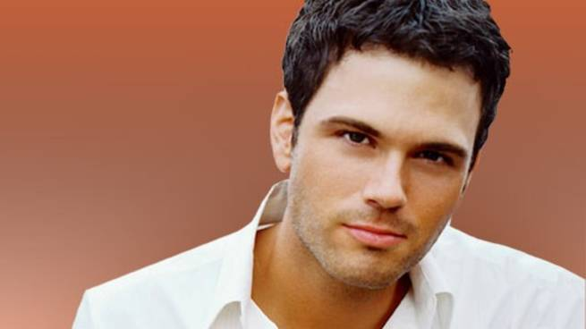Country singer Chuck Wicks.