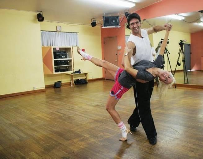Dmitry chaplin dating
