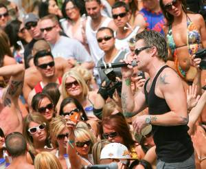 Sugar Ray frontman Mark McGrath.
