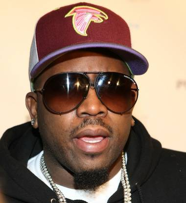 Big Boi of Outkast at Pure.