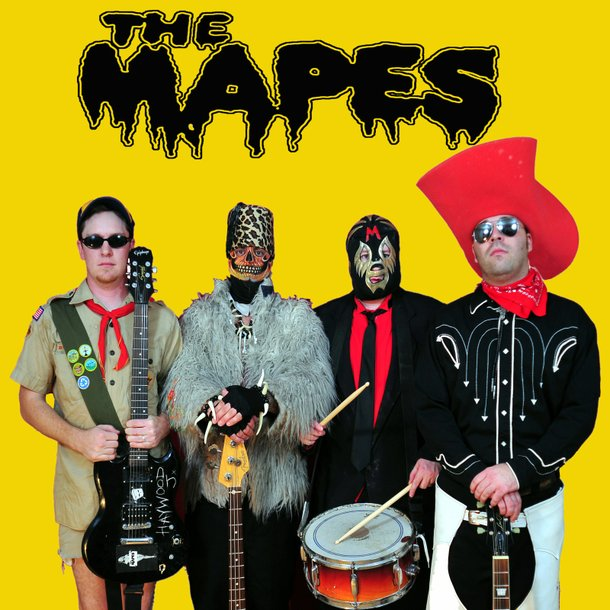The Mapes' new album