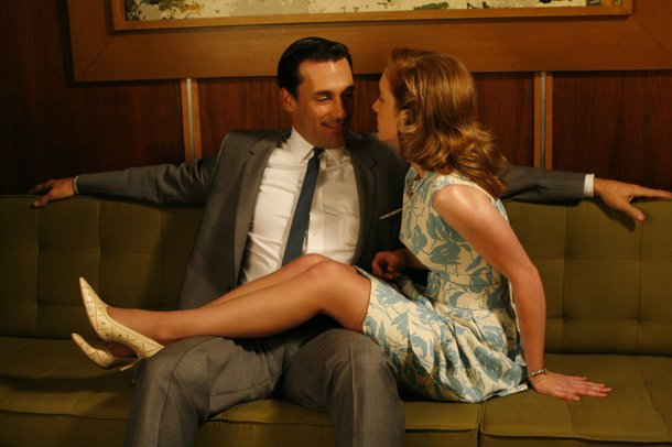 Debonaire and witty Mad Men carries the torch for quality television.